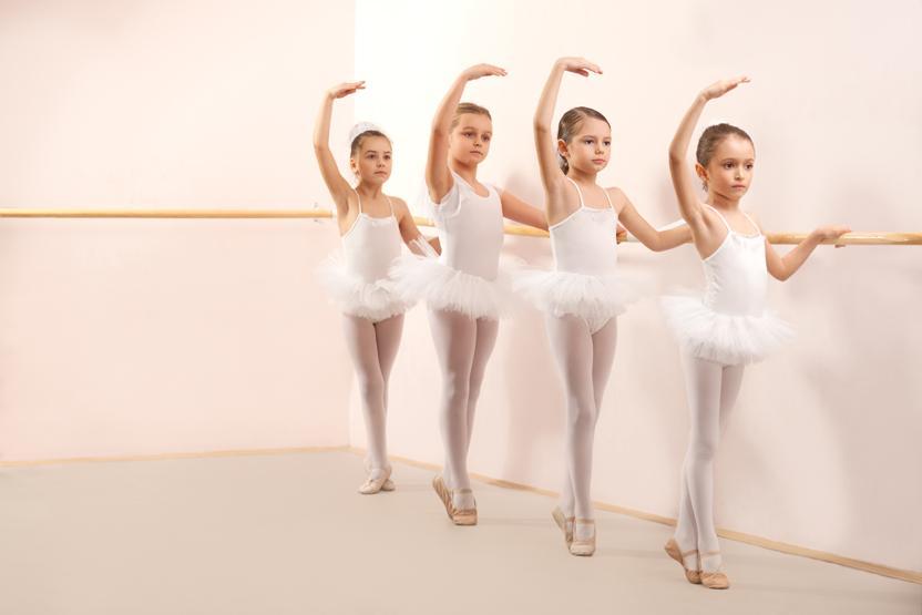 Clases de Ballet para Niños en Leganés