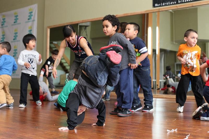 Break Dance para Niños en Leganés