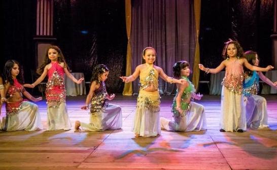 Danza Oriental para Niños en Leganés