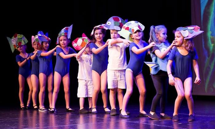 Clases de Teatro Musical para Niños