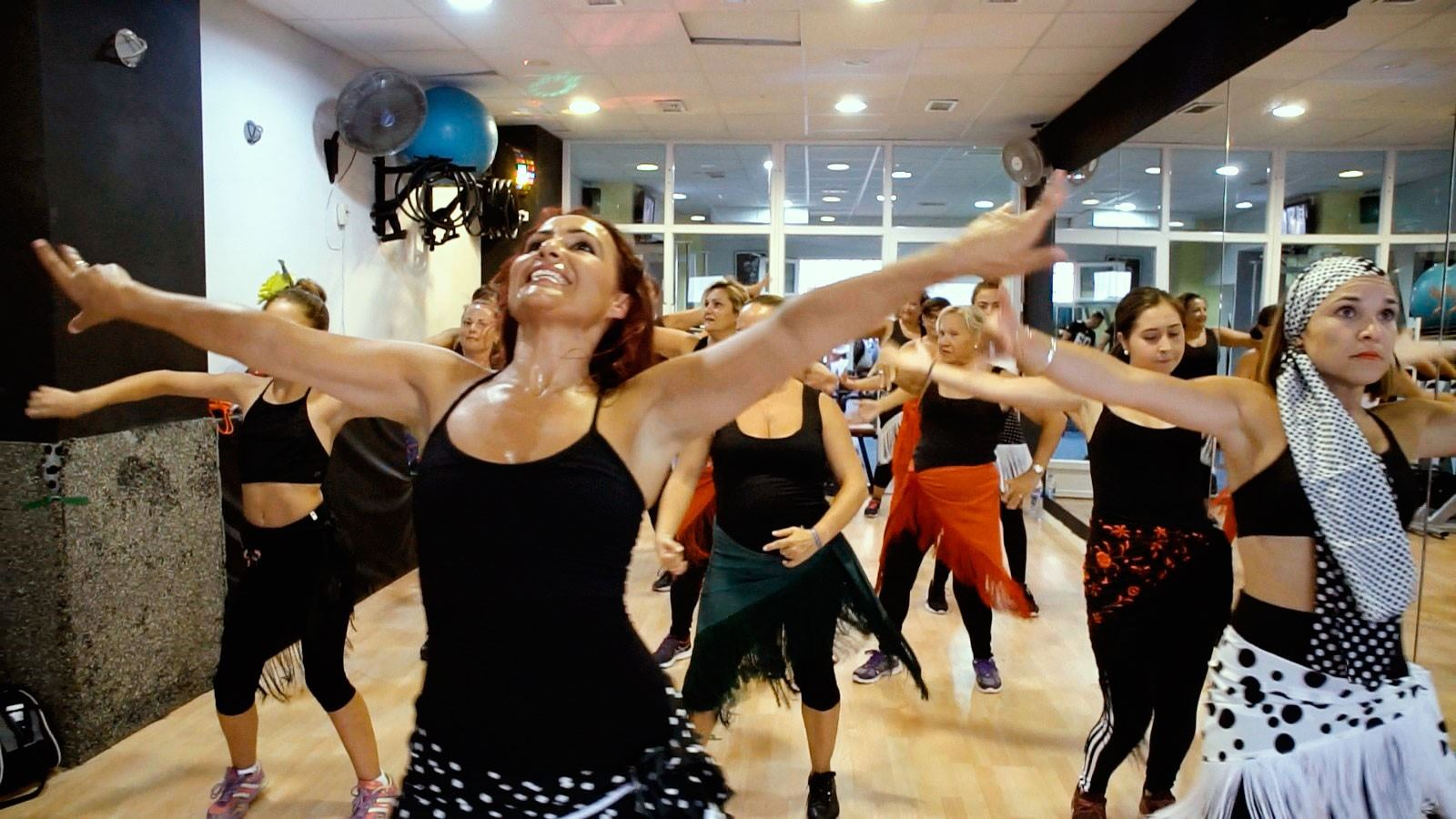 Clases de Fit Gipsy Dance